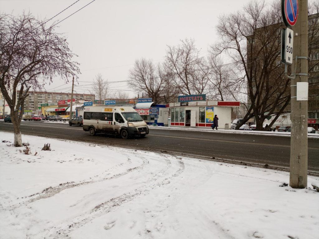 Снег в Челябинске